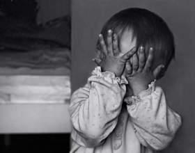 Детские страхи фото