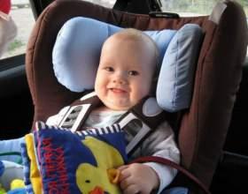 Детское автокресло: до скольки лет и какое фото