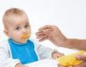 Детское пюре из овощей фото
