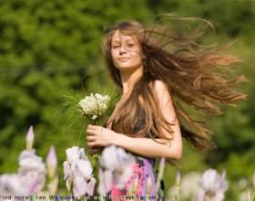 Дикие травы в помощь волосам фото
