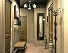 Дизайн и ремонт коридора фото
