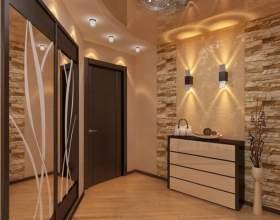 Дизайн коридора в квартире: на что обратить внимание фото