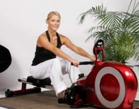 Для каких групп мышц нужен гребной тренажер фото