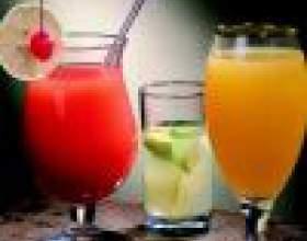 Домашние алкогольные коктейли фото