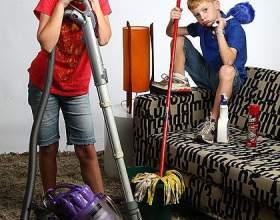 Домашние обязанности фото