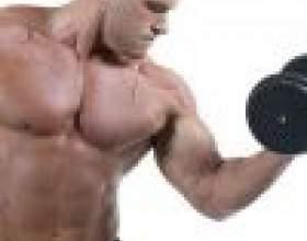 Домашние упражнения с гантелями фото