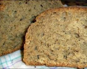 Домашний хлеб «баварский» фото