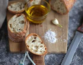 Домашний хлеб без замеса фото