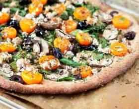 Домашняя пицца в духовке фото