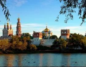 Древнейшие православные святыни: новодевичий монастырь фото