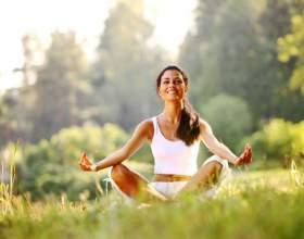 Дыхание во время йоги фото