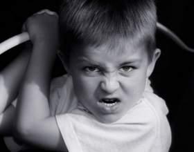 Если у вас агрессивный ребенок фото