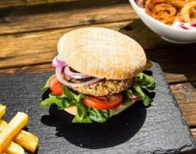 Гамбургер в домашних условиях: вкусно и полезно! фото