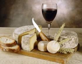 Гармония сыра с напитком фото