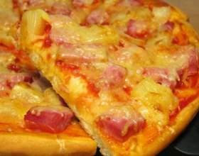 «Гавайская» пицца фото