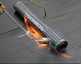 Газовая горелка для кровельных работ: особенности и применение фото