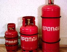 Газовые плиты для баллонного газа: установка и подсоединение фото