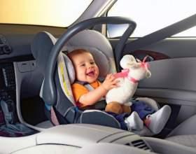 Где безопаснее всего закрепить детское кресло в машине? фото