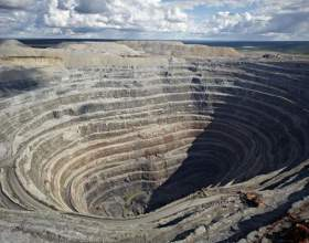Где и как добывают алмазы фото