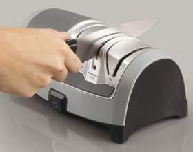 Где и как заточить керамический нож? фото