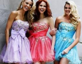 Где купить выпускное платье фото