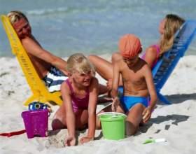 Где можно отдохнуть на море в январе с ребенком фото