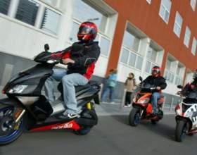 Где можно сдать экзамен на вождение скутера фото