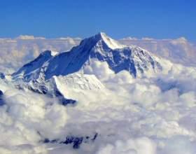 Где находится гора эверест фото