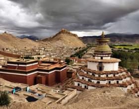 Где находится тибет фото