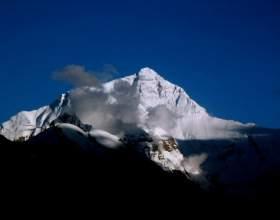 Где находятся самые высокие горы в мире фото