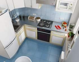 Где поставить холодильник на маленькой кухне фото