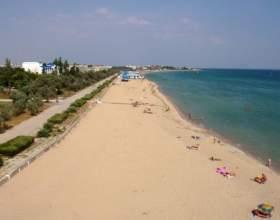 Где самые чистые пляжи в крыму фото