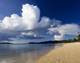 Где самый чистый пляж и чистая вода фото