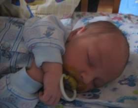 Где спать новорожденному? фото
