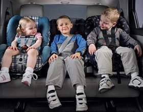 Где в автомобиле самое безопасное фото