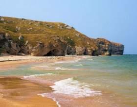 Где в россии есть песчаные пляжи фото