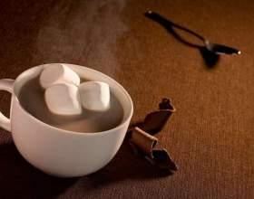 Горячий шоколад с кайенским перцем фото