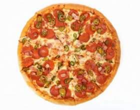 Готовим пиццу в свч- печи фото