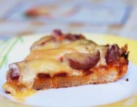 Готовим вкусную пиццу за 15 минут очень просто фото