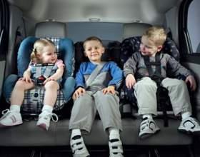Группы детских автокресел фото