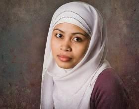 Хиджаб для мусульманки фото