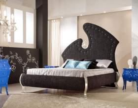 Интерьер спальни в стиле арт-деко фото