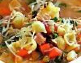 Итальянская кухня: как приготовить минестроне фото