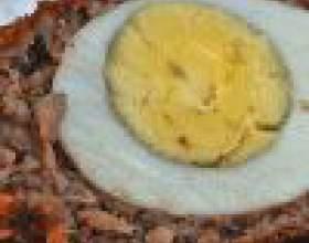 Яйца в «футляре» фото