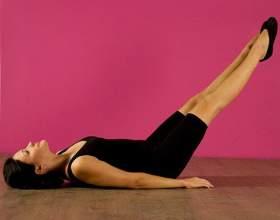 Эффективные упражнения для похудения в бедрах фото