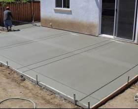 Как армировать бетонную плиту фото