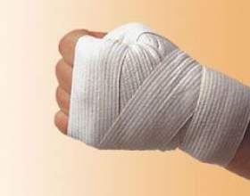 Как бинтовать боксерские бинты фото