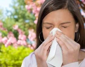 Как бороться с весенней аллергией фото