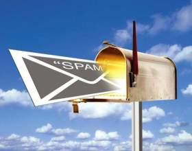 Как бороться со спамом фото