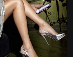 Как брить ноги эпилятором фото